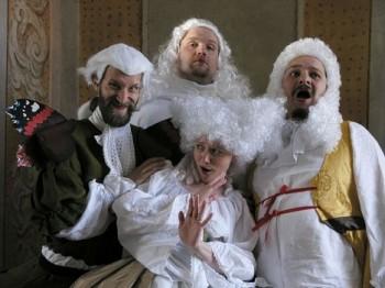 Olomoucké barokní slavnosti letos už potřetí