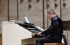 Bratislavský varhanní festival zahájil Karel Martínek