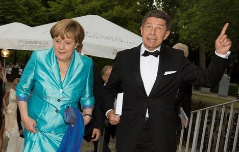 Bayreuth je teď v hledáčku médií zdaleka nejen kvůli Wagnerovi