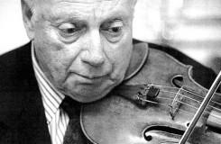 Před 95 lety se narodil Isaac Stern
