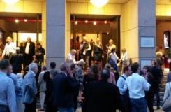 Třikrát berlínská Komische Oper: Schönberg, Puccini s Bartókem a Händel