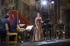 Francouzské múzy v Trojském zámku. Začaly Letní slavnosti staré hudby