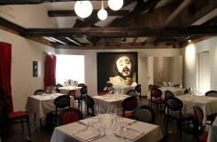 Restaurace věnovaná Pavarottimu. Spolu s muzeem se bude v Miláně otevírat v době konání Expa