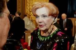 Odešla jedna z největších žijících legend české opery. Ludmila Dvořáková zemřela při požáru svého domu ve Střešovicích