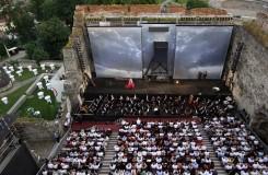 Brněnský sbor jako hlavní hvězda Verdiho Macbetha na hradě v německém Heidenheimu