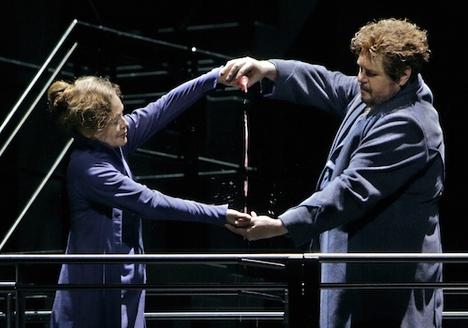 Katharina Wagner musela na uznání dlouho čekat. Tristan a Isolda v Bayreuthu