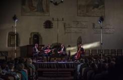 Švédské tance v Betlémské kapli