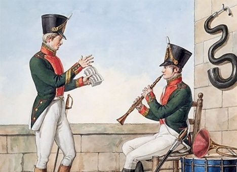 První klarinetový virtuóz