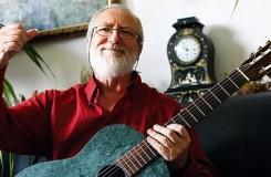 Sedmdesátiny oslaví kytarista Štěpán Rak