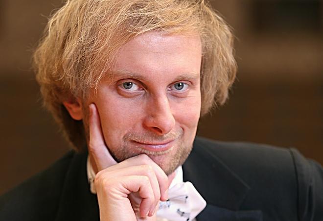 Ivo Kahánek (foto Emil Bratršovský)