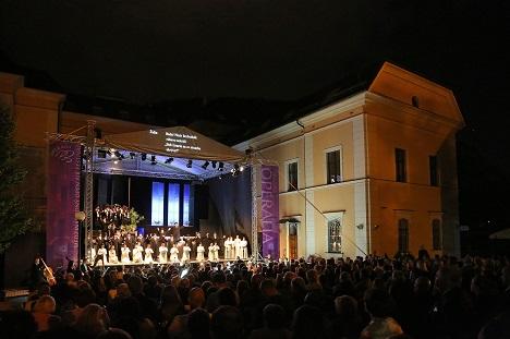 Nový mezinárodní open air festival: Operalia Banská Bystrica