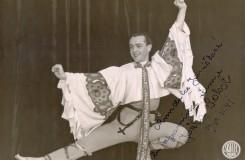 První na světě tančil Prokofjevova Merkucia