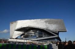Architekt Jean Nouvel slaví sedmdesátiny