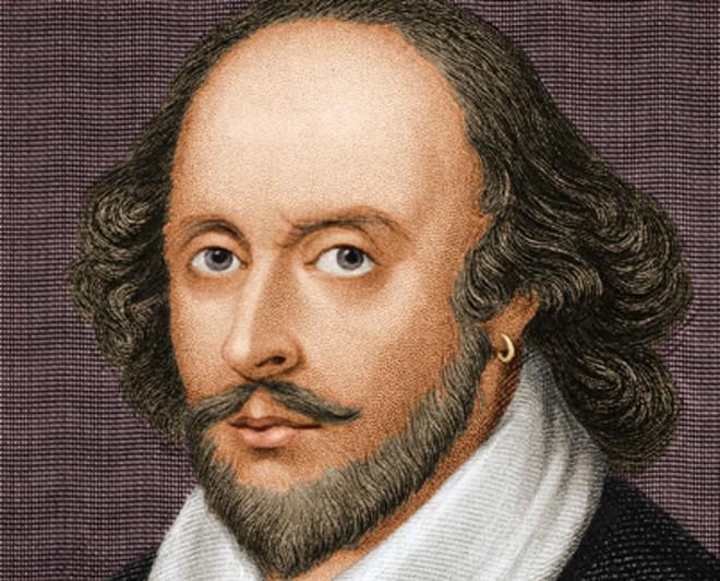 William Shakespeare (foto archiv)