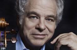 Houslista Itzhak Perlman slaví sedmdesátiny