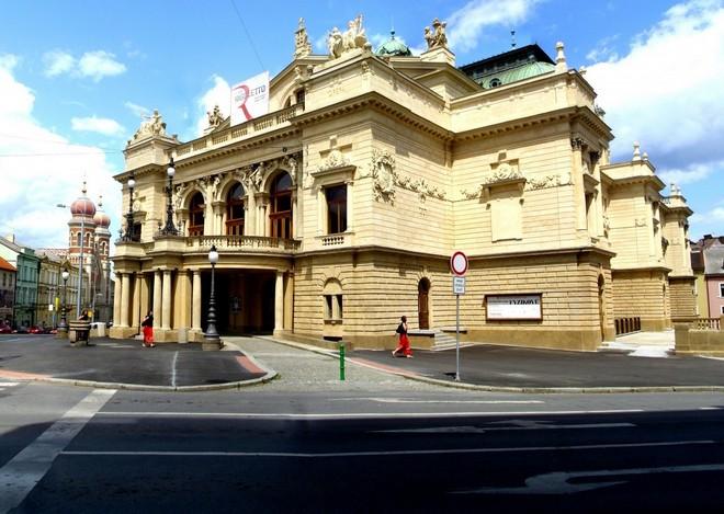 Velké divadlo Plzeň (foto archiv)