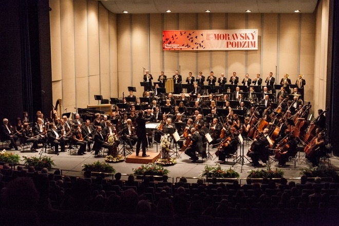 Filharmonie Brno - Moravský podzim 2013