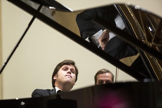 BHS 2015: Andrey Yaroshinsky - Koncertná sieň Slovenskej filharmónie Bratislava 2015 (foto Peter Brenkus)