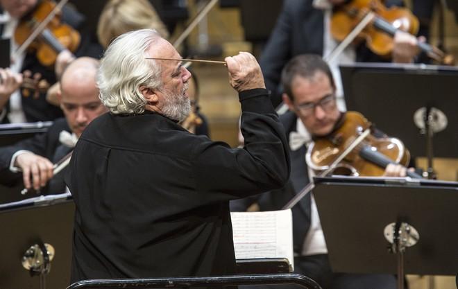 BHS 2015: Gianluigi Gelmetti - Koncertná sieň Slovenskej filharmónie Bratislava 2015 (foto Peter Brenkus)