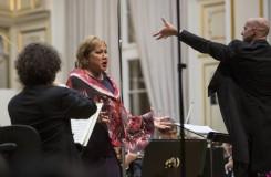 Olga Borodina na zahájení Bratislavských hudebních slavností