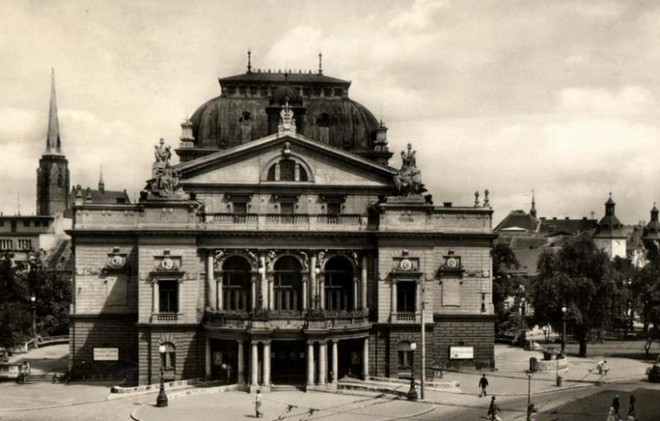 Divadlo J. K. Tyla Plzeň (foto archiv)