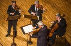 Emerson String Quartet v Rudolfinu