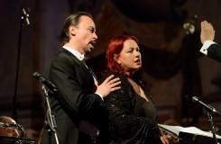 Anda-Louise Bogza a Štefan Kocán v Litoměřicích