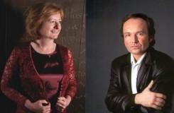 Irena Chřibková a Roman Janál v Grossschönau