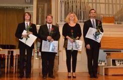Janáčkovu soutěž v Brně vyhráli Mucha Quartet a Amalia Hall