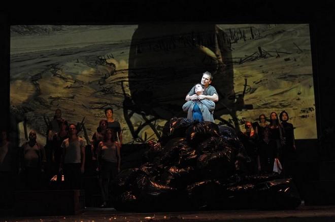 Vincenzo Bellini: Norma - Landestheater Coburg 2015