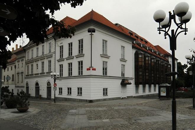 Jihočeské divadlo České Budějovice (foto archiv)