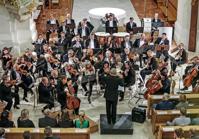 Orchestr opery Jihočeského divadla