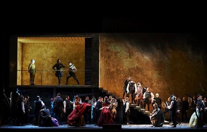 Giuseppe Verdi: Rigoletto - Wiener Staatsoper 2015