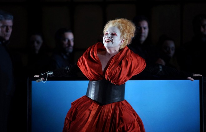 Gaetano Donizetti: Roberto Devereux - Teatro Real Madrid 2015 (foto Javier del Real)