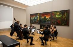 Drážďanský Kunstfest: velké hudebně výtvarné dobrodružství