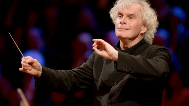 Sir Simon Rattle (foto (c) 2013 Gabriel Walther Media & Design)