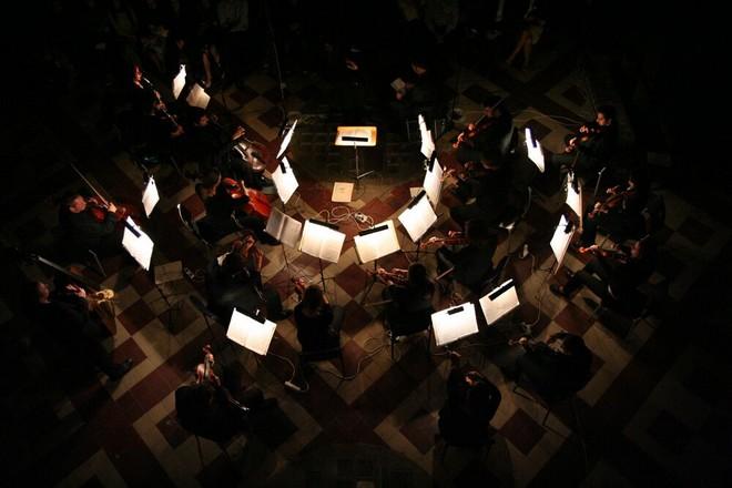 Utrpení Panny Orleánské - Orchestr Berg, Peter Vrábel - Lípa Musica 2015