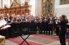Pražský filharmonický sbor zahájil další ročník Třeboňských nocturen