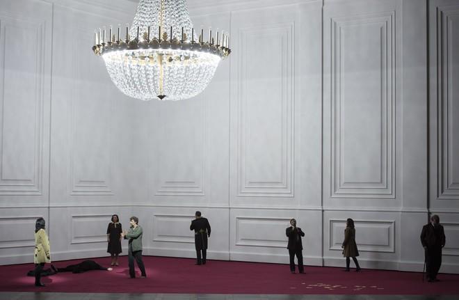 Ludwig van Beethoven: Fidelio - Salzburger Festspiele 2015 (foto Salzburger Festspiele / Monika Rittershaus)