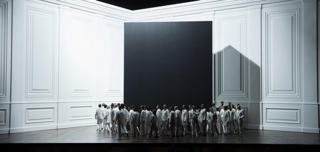 Ludwig van Beethoven: Fidelio - Salzburger Festspiele 2015 (foto Monika Rittershaus)
