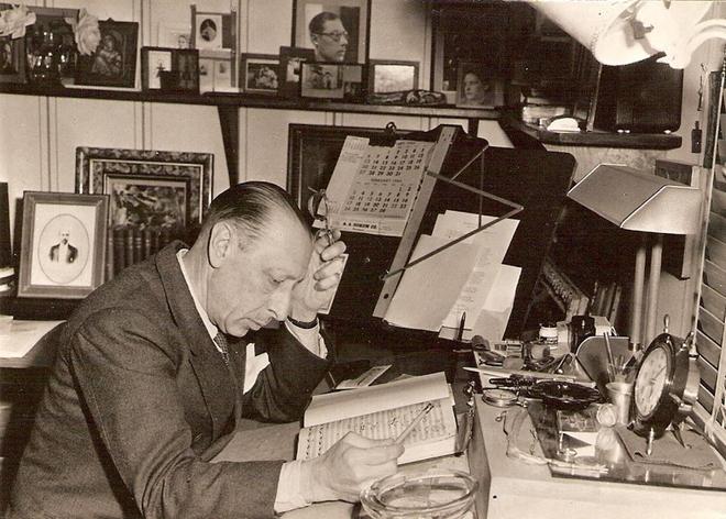 Igor Stravinskij (foto archiv)
