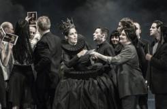 Macbeth ve Státní opeře: Jolana Fogašová a Richard Haan jako skvěle sehraná ambiciózní dvojice