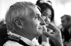 Ivan Medek hovoří s Václavem Neumannem (1)