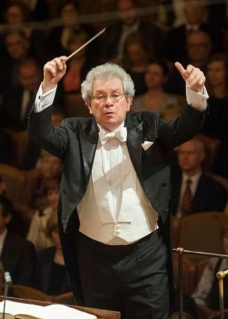 Jiří Bělohlávek (dirigent) - Dvořákova Praha 2015 (foto Petra Hajská)
