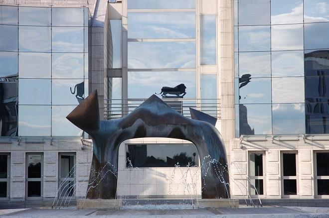 Slovenské národné divadlo Bratislava - nová budova