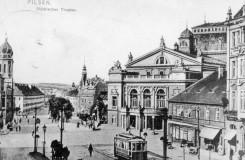 Sto padesát let divadla v Plzni (1)
