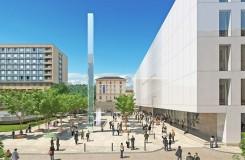 Nový koncertní sál v Brně by se měl začít stavět přespříští rok