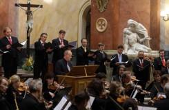 Stylově rozmanitý, umělecky znamenitý. Podzimní festival duchovní hudby v Olomouci