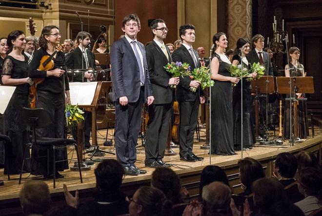 Collegium 1704 - koncert k 10. výročí (foto Petra Hajská)