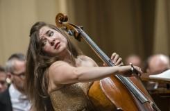 Novinka ze skladatelské soutěže, Alisa Weilerstein a Česká filharmonie
